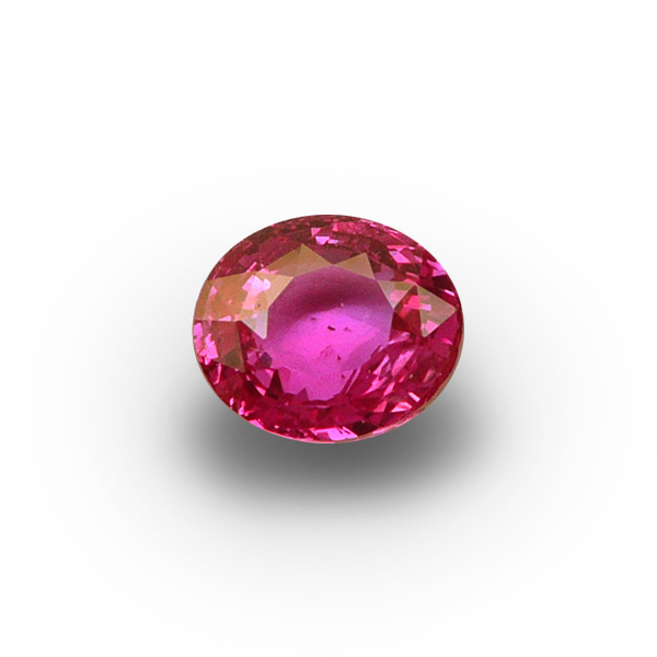 3.02 ct Oval Pink Sapphire
